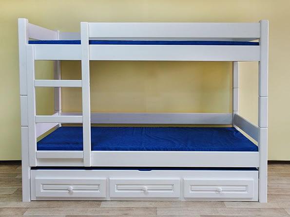 מיטת קומותיים עץ מלא